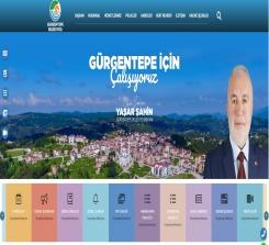 Gürgentepe Belediyesi Resmi Web Sayfası