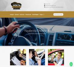 Nokta Sürücü Kursu Resmi Web Sayfası