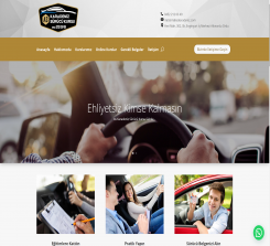 As Karadeniz Sürücü Resmi Web Sayfası